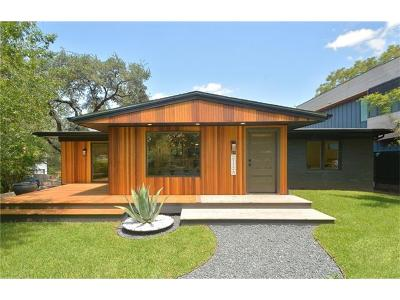 Travis County Single Family Home Pending - Taking Backups: 2112 Montclaire St #A