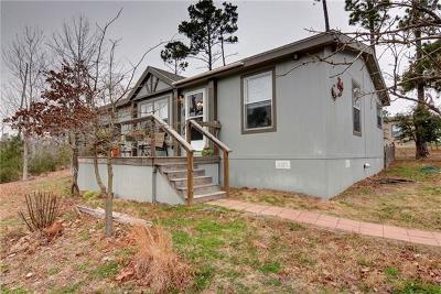 Bastrop Mobile/Manufactured For Sale: 128 Lakewood Dr