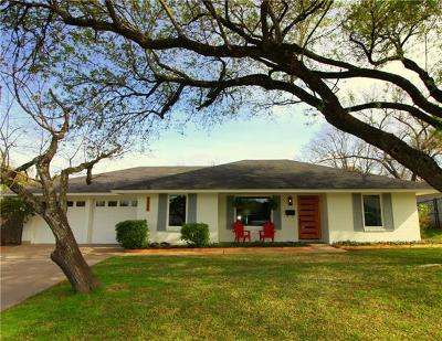 Austin Single Family Home For Sale: 8909 Viking Dr