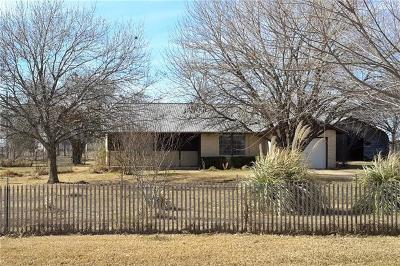 Elgin Single Family Home Pending - Taking Backups: 13100 County Line Rd