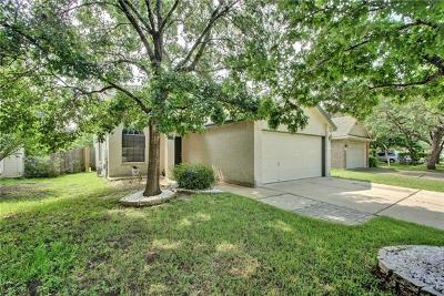 Leander Single Family Home For Sale: 2604 Claudia Dr