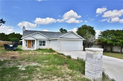 Wimberley Single Family Home For Sale: 7 Woodhollow Way
