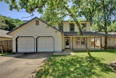 Austin Single Family Home For Sale: 13170 Mill Stone Dr