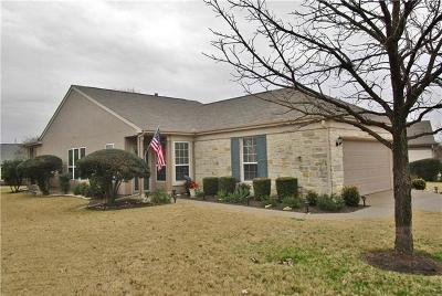 Georgetown TX Single Family Home Active Contingent: $245,000
