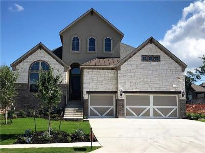 Bee Cave TX Single Family Home For Sale: $495,990