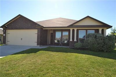 Williamson County Single Family Home For Sale: 200 Lignite Dr