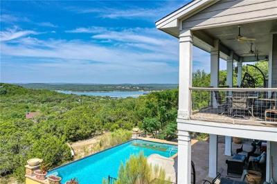 Lago Vista Single Family Home Pending - Taking Backups: 20817 Fawn Ridge Dr