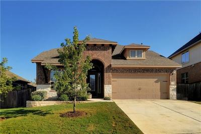 Leander Single Family Home For Sale: 4305 Privacy Hedge St