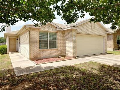 Cedar Park TX Single Family Home For Sale: $200,000