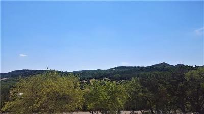 Canyon Lake Residential Lots & Land Pending - Taking Backups: 651 Rock Castle