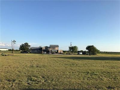 Manor Single Family Home For Sale: 12601 E Us Highway 290 Hwy