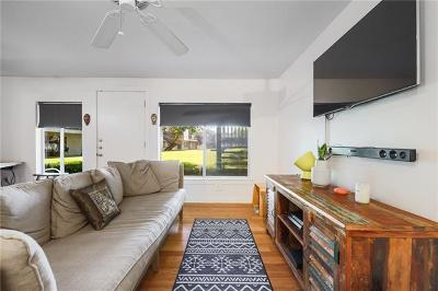 Zilker, Rabb Inwood Hills, West End Add, Barton Spgs Heights, Barton Terrace Condo, Stoval, Geo H, Barton Heights A, Barton Heights B, Barton Heights B Annex, Sun Terrace, South Lund South Condo/Townhouse For Sale: 2200 Dickson Dr #129