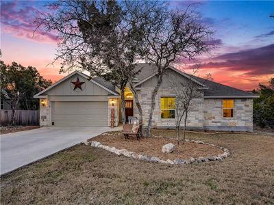 Wimberley Single Family Home For Sale: 75 Ridgewood Cir