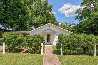 Single Family Home For Sale: 1113 Walton Ln
