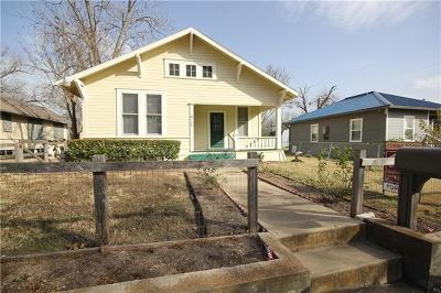 Single Family Home For Sale: 408 Vernon St