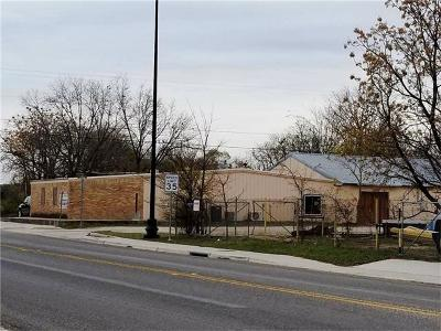 Lampasas Commercial For Sale: 802 E 4th St