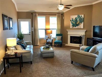 Pflugerville Single Family Home For Sale: 1509 Tranquility