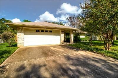 Single Family Home For Sale: 1016 Red Cliff Dr