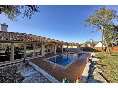 Lago Vista Single Family Home For Sale: 7610 White Oak Dr