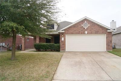 Pflugerville Rental For Rent: 2717 Kickapoo Cavern Dr