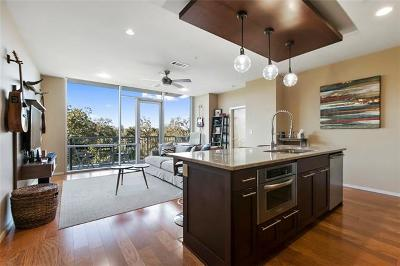 Austin Condo/Townhouse For Sale: 1600 Barton Springs Rd #5509