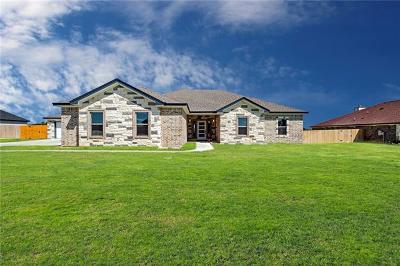 Salado Single Family Home For Sale: 4332 Green Creek Dr