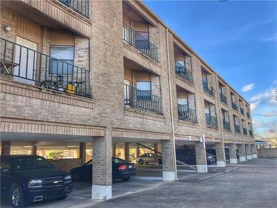 Condo/Townhouse Pending - Taking Backups: 3316 Guadalupe St #203