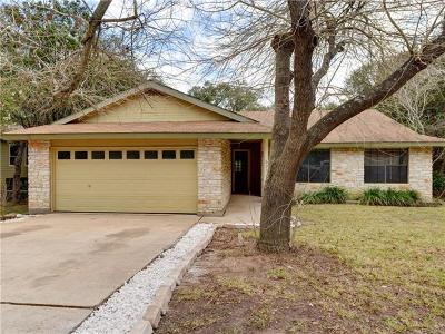 Austin Single Family Home For Sale: 6937 Chinook Dr