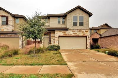 Travis County Single Family Home Pending - Taking Backups: 16224 Travesia Way