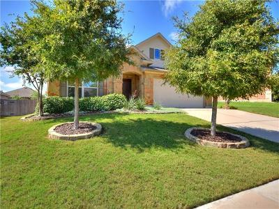 Pflugerville Single Family Home For Sale: 19709 Maiden Grass Dr