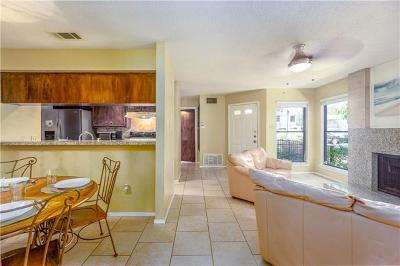 Austin Condo/Townhouse For Sale: 10616 Mellow Meadows Dr #3A