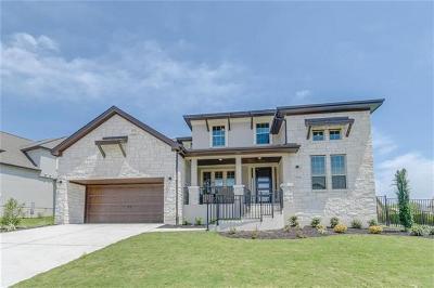 Rocky Creek Single Family Home For Sale: 17416 Rush Pea Cir