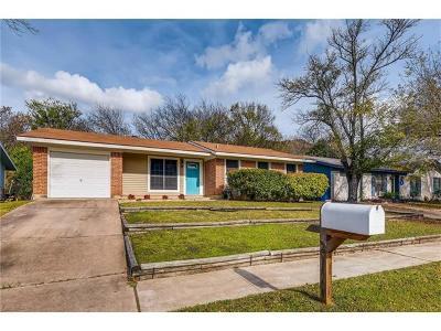 Travis County Single Family Home Pending - Taking Backups: 200 E Pheasant Dr