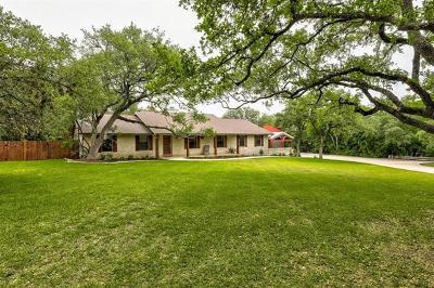 Austin Single Family Home For Sale: 11409 Antler Ln