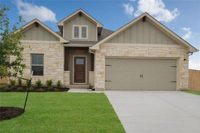 Hutto Single Family Home For Sale: 130 Finley St