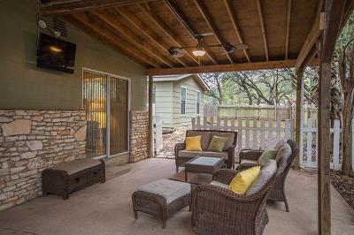 Austin Single Family Home Pending - Taking Backups: 15912 Stewart Rd