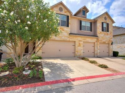Cedar Park Condo/Townhouse For Sale: 700 Mandarin Flyway #602