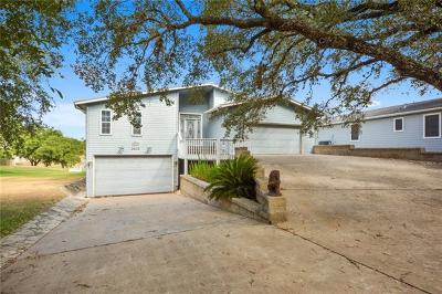 Lago Vista Single Family Home For Sale: 3402 Parliament Cv
