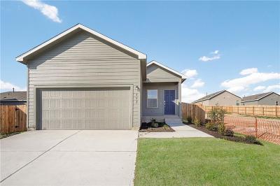 Buda Single Family Home For Sale: 402 Moon Stone Trl