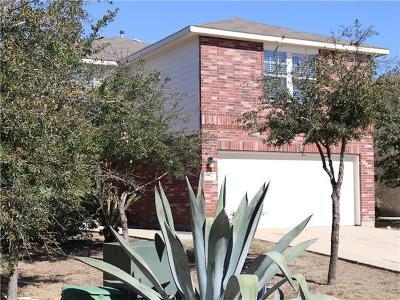 Buda Single Family Home For Sale: 259 Quarter Ave