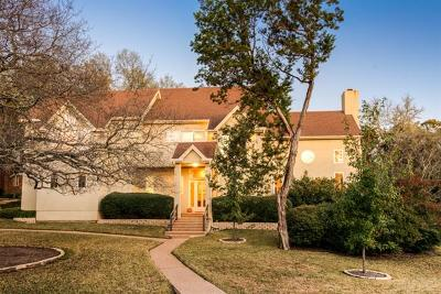 Travis County Single Family Home Pending - Taking Backups: 10064 Circleview Dr