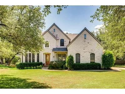 Bee Cave Single Family Home For Sale: 3401 Vanshire Dr