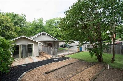 Austin Rental For Rent: 1214 W 8th St