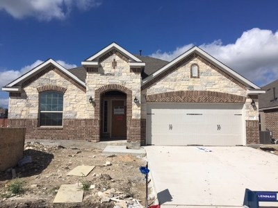 Round Rock Single Family Home For Sale: 1214 Chad Dr