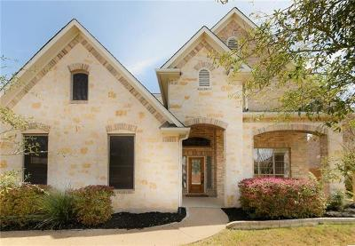 Round Rock Single Family Home Pending - Taking Backups: 2811 Mirasol Dr