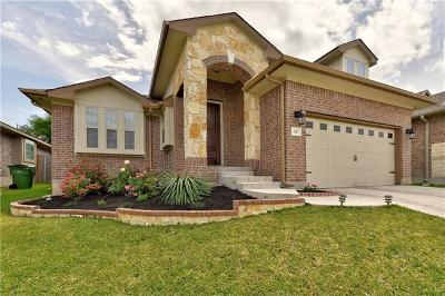 Hutto Single Family Home For Sale: 178 Mount Ellen St