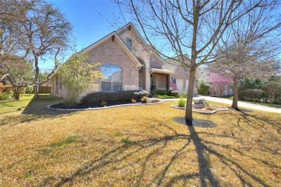 Georgetown Single Family Home For Sale: 305 Las Colinas Dr