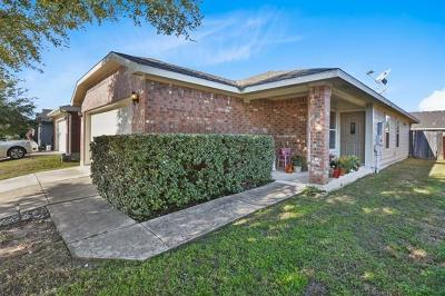 Austin Single Family Home For Sale: 7608 Cayenne Ln