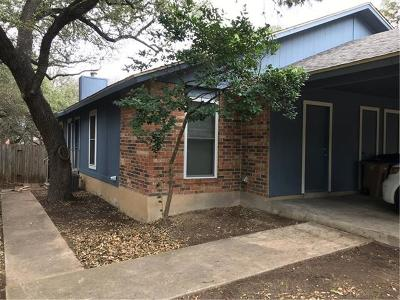 Austin Multi Family Home For Sale: 1406 Matthews Ln