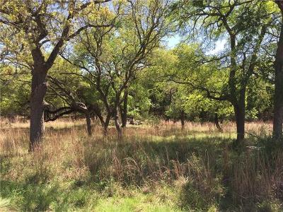 Georgetown Residential Lots & Land For Sale: 2827 Lost Oak Cv